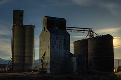 Granaries (drepi) Tags: granary granaries rural farm life village tetonia idaho grand tetons teton valley