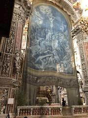 La Tela di Giovanni Patricolo nella chiesa di Santa Caterina (costagar51) Tags: palermo sicilia sicily italia italy arte storia chiese anticando