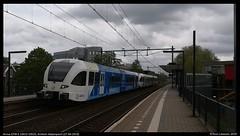 Arriva GTW-E 413 en 525, Arnhem Velperpoort - 27-04-2019 (Teun Lukassen) Tags: koningsdag arriva gtwe gtw vechtdallijnen zwolle arnhem velperpoort zevenaar treinen trains züge