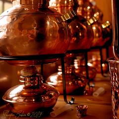 Distillerie Straw Bale P1190315_Mini2_WM (Twilight'Zone) Tags: distillerie strawbale vacquiers