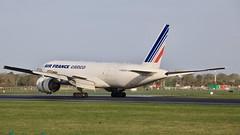 F-GUOC (Dub ramp) Tags: airfrancecargo cargo b777200 boeing777 b77f b772 eidw dub dublinairport