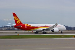 B787 B-207J Seattle Tacoma 25.03.19-1 (jonf45 - 5 million views -Thank you) Tags: seattle tacoma airport ksea seatac airliner civil aircraft jet plane flight aviation flying usa march 2019 789 b789 dreamliner hainan airlines boeing 7879 b207j