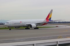B777 HL7739 Seattle Tacoma 25.03.19 (jonf45 - 5 million views -Thank you) Tags: seattle tacoma airport ksea seatac airliner civil aircraft jet plane flight aviation flying usa march 2019 asiana airlines boeing 777 hl7739