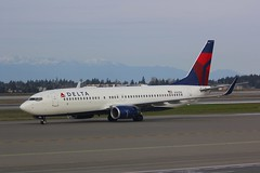 B737 N383DN Seattle Tacoma 25.03.19 (jonf45 - 5 million views -Thank you) Tags: seattle tacoma airport ksea seatac airliner civil aircraft jet plane flight aviation flying usa march 2019 delta air lines boeing 737 n383dn