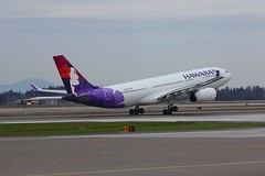 A330 N385HA Seattle Tacoma 25.03.19 (jonf45 - 5 million views -Thank you) Tags: seattle tacoma airport ksea seatac airliner civil aircraft jet plane flight aviation flying usa march 2019 hawaiian airlines airbus a330243 n385ha a330