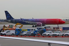 A321 N927VA Seattle Tacoma 25.03.19 (jonf45 - 5 million views -Thank you) Tags: seattle tacoma airport ksea seatac airliner civil aircraft jet plane flight aviation flying usa march 2019 alaska airlines airbus a321 n927va more love livery