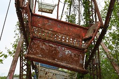 Abandoned Ferris Wheel (durand clark) Tags: abandonedferriswheel abandonedamusementpark ferriswheel amusementpark jellicomountaintn nikonz6mirrorless nikon2470f4s i75 tennessee abandoned