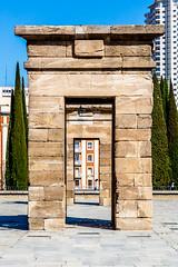Temple of Debod (Matthew Warner) Tags: matthewwarner spring antiquity nikon d7100 spain 2019 jerrybennett madrid egypt nikond7100 nikkor europe temple templeofdebod