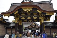 Nijō-jō (gaelle et arnaud) Tags: japon kyoto nijōjō