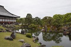 Jardins du Nijō-jō (gaelle et arnaud) Tags: japon kyoto nijōjō