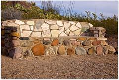 Solid (2bmolar) Tags: hbm benchmonday bench rock