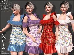 [Selene Creations] Calia Exclusive @ SWANK (Selene Morgan) Tags: selenecreations dress calia swank