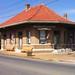 Talladega - Alabama - Louisville & Nashville R R Station  Depot -  Chamber of Commerce
