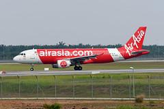 Indonesia AirAsia Airbus A320-216 PK-AXH (EK056) Tags: indonesia airasia airbus a320216 pkaxh kuala lumpur international airport