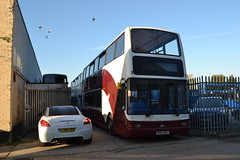 Xelabus 543 SK52OGY (Will Swain) Tags: eastleigh barton park 20th october 2018 bus buses transport travel uk britain vehicle vehicles county country england english south industrial estate hampshire xelabus 543 sk52ogy former lothian 643