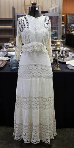 Dress form and dress ($ 168.00)