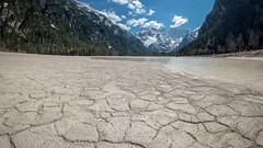 Dürrensee und Monte Cristallo (dieLeuchtturms) Tags: cristallogruppe 16x9 südtirol europa see montecristallo italien dolomiten bergsee alpen dürrensee adige alps altoadige dolomites dolomiti europe italia italy southtirol southtyrol lake toblach bozen 20190419