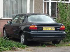 1996 Ford Mondeo 2.0 GLX 16v Auto (Neil's classics) Tags: vehicle 1996 ford mondeo 20glx 16v car