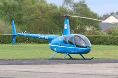 G-HYND - 2016 build Robinson R44 Raven I, visiting Barton (egcc) Tags: 2433 barton cityairport egcb ghynd heliair heliairscotland helicopter lightroom manchester r44 raven robinson
