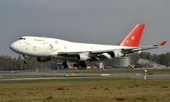Air Cargo Global OM-ACG, OSL ENGM Gardermoen (Inger Bjørndal Foss) Tags: omacg aircargoglobal cargo boeing 747 osl engm gardermoen