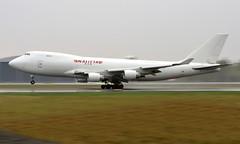 Kalitta Air N716CK, OSL ENGM Gardermoen (Inger Bjørndal Foss) Tags: n716ck kalittaair boeing 747 cargo osl engm gardermoen