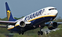 EI-EVV (AnDyMHoLdEn) Tags: ryanair 737 egcc airport manchester manchesterairport 23l