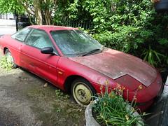 1993/94 Ford Probe 16v (Neil's classics) Tags: vehicle 199394 ford probe 16v abandoned car