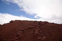 The Last Few Steps to the Summit of Mauna Kea, Hawaii (Big Island) (Roger Gerbig) Tags: bigisland hawaii island rogergerbig canoneos5dmarkii canonef24105mmf4lisusm maunakea volcano 2875
