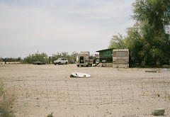 Slab City, California (reza.rostampisheh) Tags: fuji gw690ii gw690 portra160 mediumformat fujinon 120 6x9