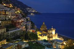 Positano Blues (hapulcu) Tags: amalficoast costaamalfitana amalfi campania italia italie italien italy positano salerno sorrento hiver invierno winter