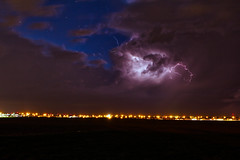 2019-04-22 (Gregg Kiesewetter) Tags: weather weatherphotography storm lightning clouds cloudsstormssunsetssunrises longexposure