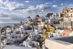 Oia, Santorini / Grecia . (rrnavero) Tags: oia santorini grecia mar egeo isla pueblo canon eos 6d canon2470f4 jesúsmaríamartín rrnavero