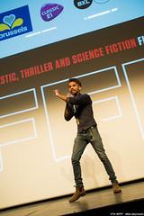 37th BIFFF - Antrum Presentation - 18-04 - Mike Meysmans (19) (@BIFFF) Tags: bifff film antrum