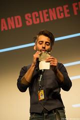 37th BIFFF - Antrum Presentation - 18-04 - Mike Meysmans (17) (@BIFFF) Tags: bifff film antrum
