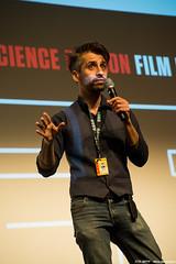 37th BIFFF - Antrum Presentation - 18-04 - Mike Meysmans (13) (@BIFFF) Tags: bifff film antrum