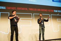 37th BIFFF - Antrum Presentation - 18-04 - Mike Meysmans (3) (@BIFFF) Tags: bifff film antrum