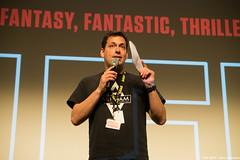 37th BIFFF - Antrum Presentation - 18-04 - Mike Meysmans (1) (@BIFFF) Tags: bifff film antrum