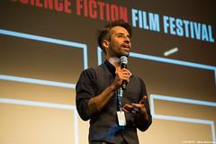 37th BIFFF - Antrum Presentation - 18-04 - Mike Meysmans (4) (@BIFFF) Tags: bifff film antrum