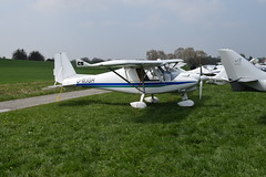 D-MJGHIkarus Comco C-42 (graham19492000) Tags: markdorfairfield dmjgh ikarus comco c42
