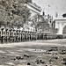 1st Inf. Brigade, 1st Div. passing Victory Arch, Wash DC 9-17-19 NARA111-SC-63888
