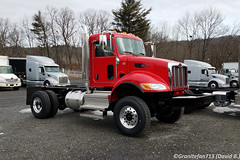 2019 Peterbilt 348 Chassis (Trucks, Buses, & Trains by granitefan713) Tags: peterbilt peterbilttruck newtruck new bigtruck heavyduty peterbilt348 348 chassis