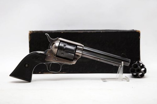 Fine Second Generation Colt Single Action Army Revolver ($1512.00)