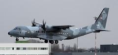 015 (PrestwickAirportPhotography) Tags: epwa warsaw chopin airport polish air force casa cn295 015