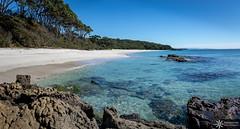 Chinamans beach (Dreamtime Nature Photography) Tags: chinamansbeach jerisbay nsw australia newsouthwales beach ocean plage mer canon landscape paysage dreamtimenaturephotography
