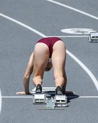 2017_TNR_F0217 (Knox Triathlon Dude) Tags: 2017 run race women briefs bunhuggers hurdles 400m track college varsity usa northamerica 400mhurdles university legs thighs hips woman