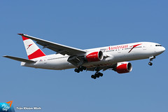 OE-LPD (minh261) Tags: austrian airlines boeing 777 777200 777200er bangkok suvarnabhumi airport