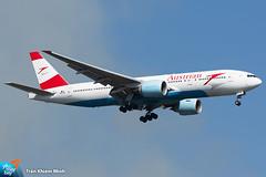 OE-LPA (minh261) Tags: austrian airlines boeing 777 777200 777200er bangkok suvarnabhumi airport