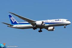 JA898A (minh261) Tags: all nippon airways ana boeing 787 7879 dreamliner bangkok suvarnabhumi airport