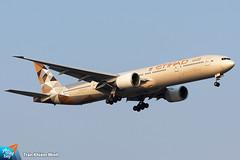 A6-ETD (minh261) Tags: airways boeing 777 777300 777300er bangkok airport suvarnabhumi etihad