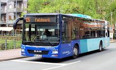 MAN  Lion's City, StadtbusBocholt (Vriendelijkheid kost geen geld) Tags: bocholt manlionscity stadtbusbocholt